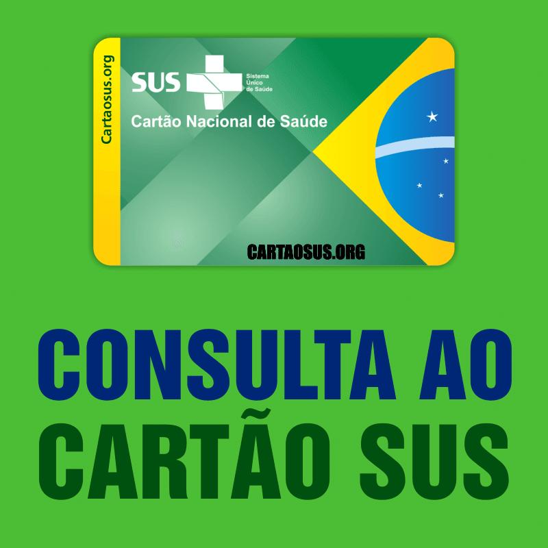 Consulta Cartão SUS